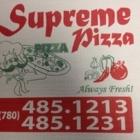 Supreme Pizza & Pasta Ltd - Italian Restaurants - 780-485-1213