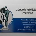 Activités Ménagères Rimouski - Nettoyage résidentiel, commercial et industriel