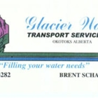 Glacier Water Transport Service Ltd - Water Hauling - 403-938-3282