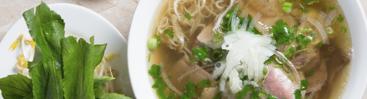 Taste of Saigon: Vietnamese and pho restaurants in Toronto