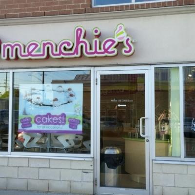 Menchie's Frozen Yogurt - Restaurants