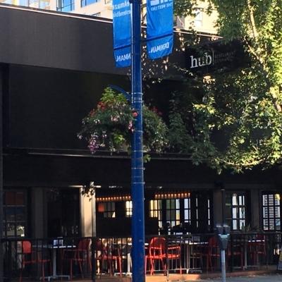 Hub Restaurant - American Restaurants - 604-428-0400