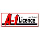 A-1 Licence & Registry - Logo