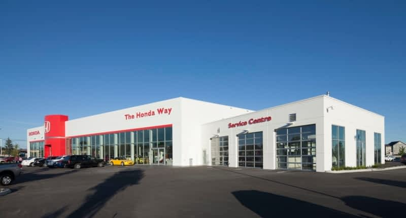 The Honda Way Abbotsford Bc 30360 Automall Dr Canpages