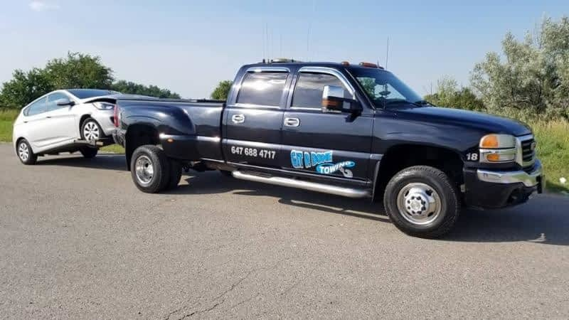 photo Git R Done Towing & Recovery Inc.