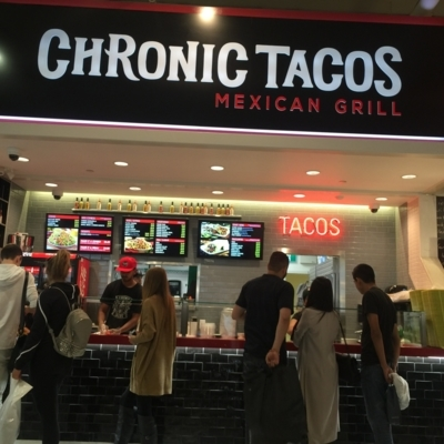 Chronic Tacos - Mexican Restaurants - 604-620-3383