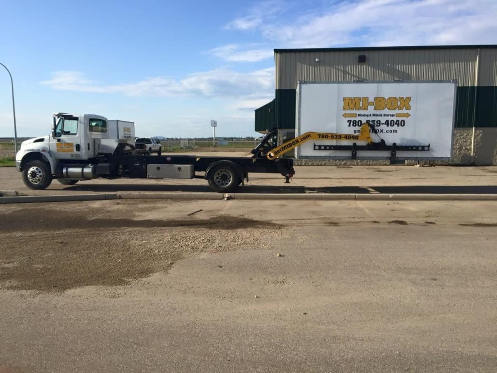 Mi-Box Moving and Mobile Storage Grande Prairie - Opening Hours - 9827 105 Ave Grande Prairie AB & Mi-Box Moving and Mobile Storage Grande Prairie - Opening Hours ...