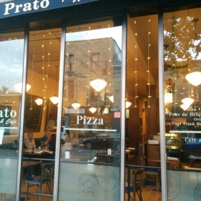 Prato Pizzeria & Café - Italian Restaurants
