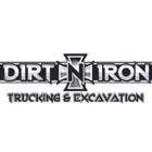 Dirt N Iron Trucking & Excavation - Logo