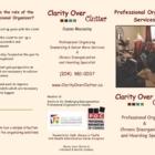 Clarity Over Clutter - Déménagement et entreposage