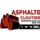 Asphalte Cloutier Inc - Entrepreneurs en pavage