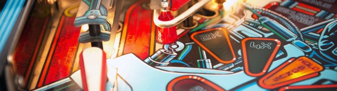 Toronto bars keeping the pinball in play