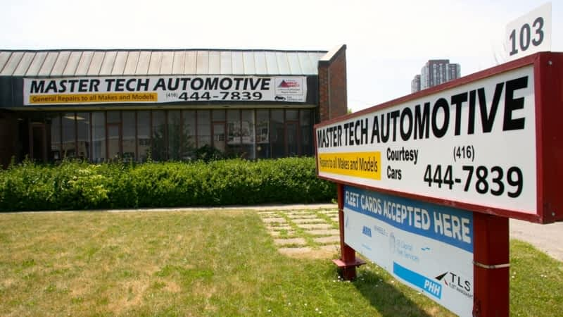 photo Mastertech Automotive