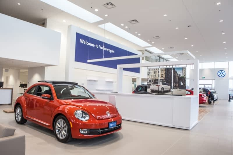 Bramgate Volkswagen Brampton On 15 Coachworks Cres Canpages