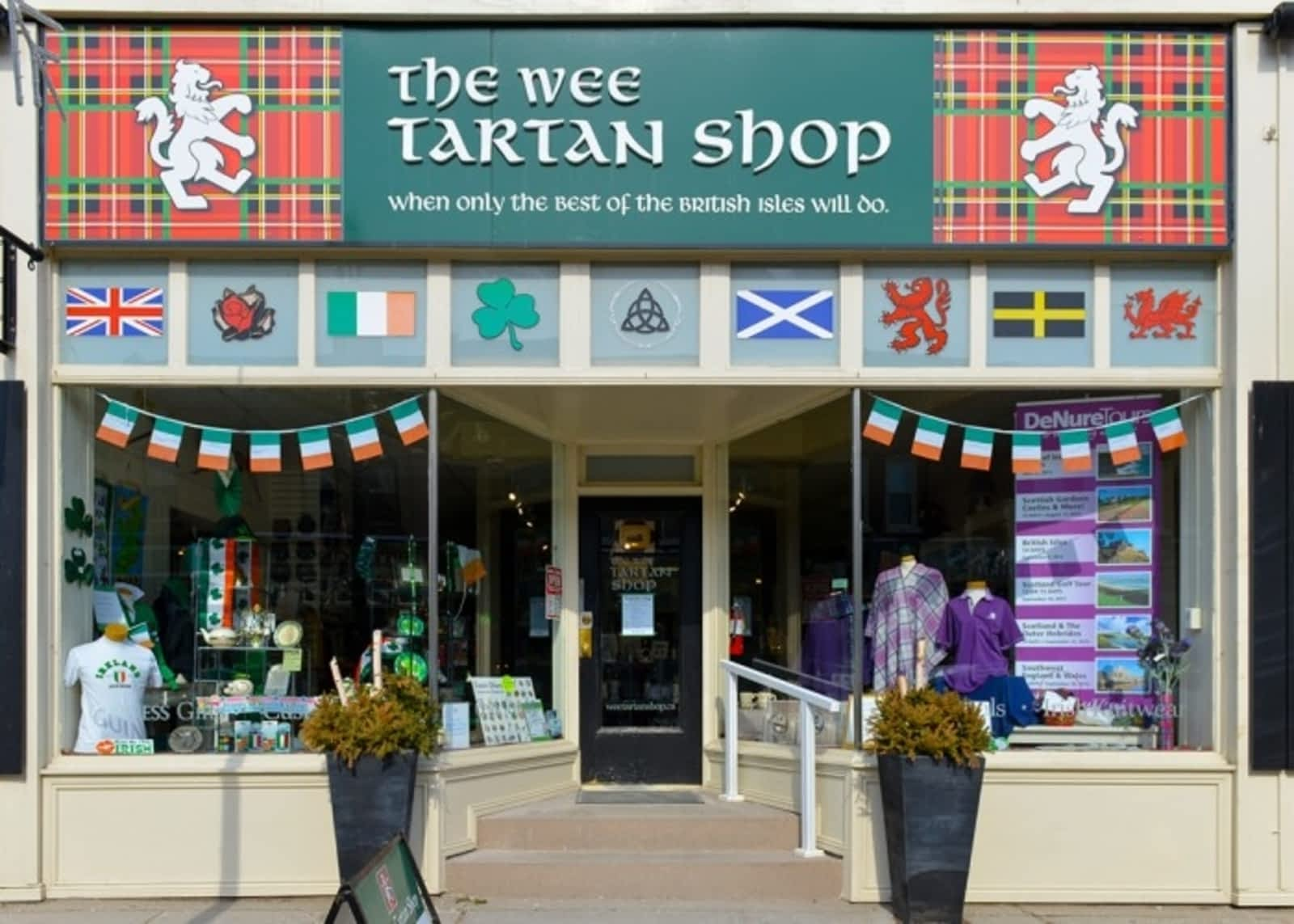 The Wee Tartan Shop - Opening Hours - 177 Queen St, Port Perry, ON