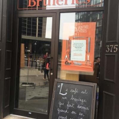 Brulerie St-Roch - Restaurants