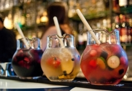 Best sangria in Toronto