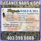 Elegance Nails & Spa - Nail Salons