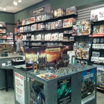 Games Workshop - Games & Supplies