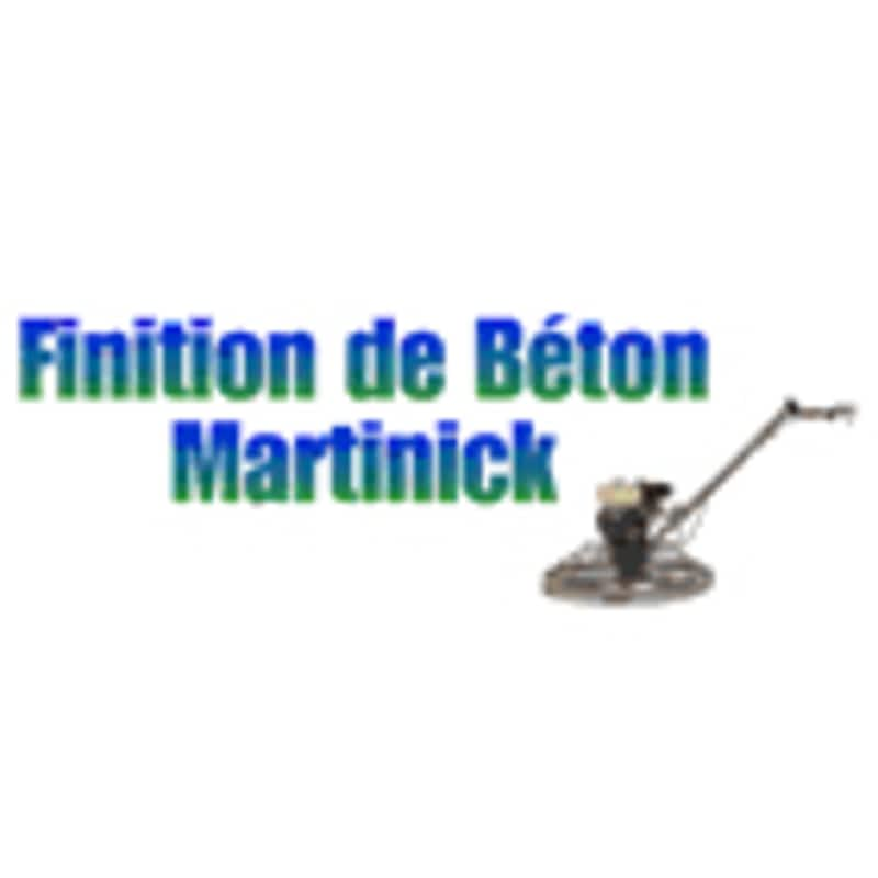 photo Finition de béton Martinick