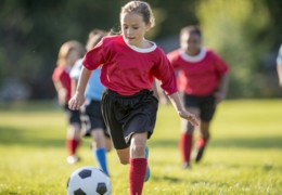 Get off the couch! Sports programs for kids