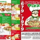 Jacques Cartier Pizza - Pizza et pizzérias - 450-679-7979