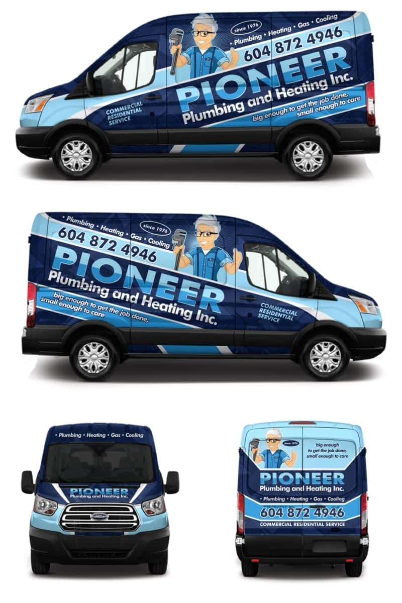 photo Pioneer Plumbing and Heating Inc