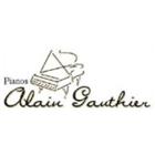 Pianos Alain Gauthier - Logo