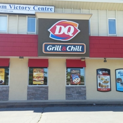 DQ Grill & Chill Restaurant - Restaurants - 905-728-1162