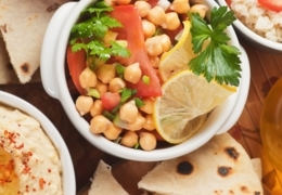 Dig into the Mediterranean diet right here in Calgary