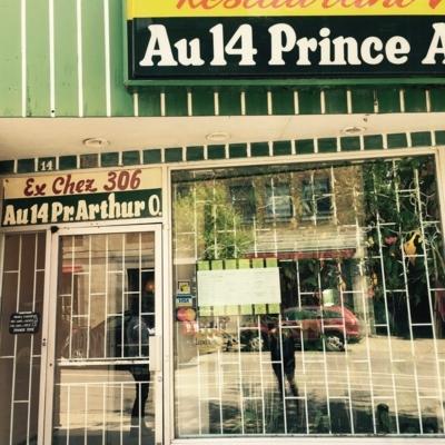 Au 14 Prince Arthur Ouest - Vietnamese Restaurants - 514-842-3512