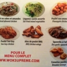 Wok Supreme - Restaurants - 514-363-3888
