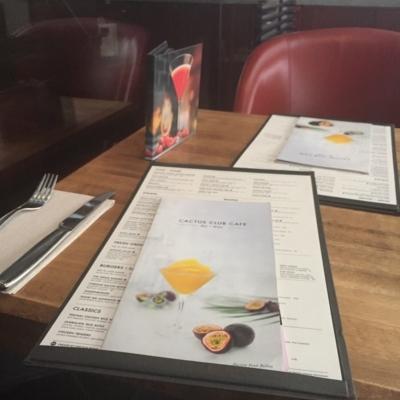 Cactus Club Cafe - Restaurants - 604-852-2582