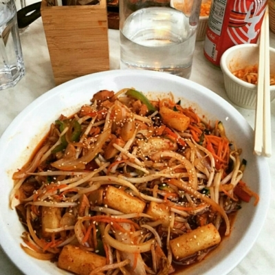 Restaurant Omma - Restaurants coréens