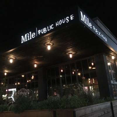 Mile Public House - Pubs