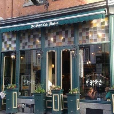 Au Petit Coin Breton - Restaurants