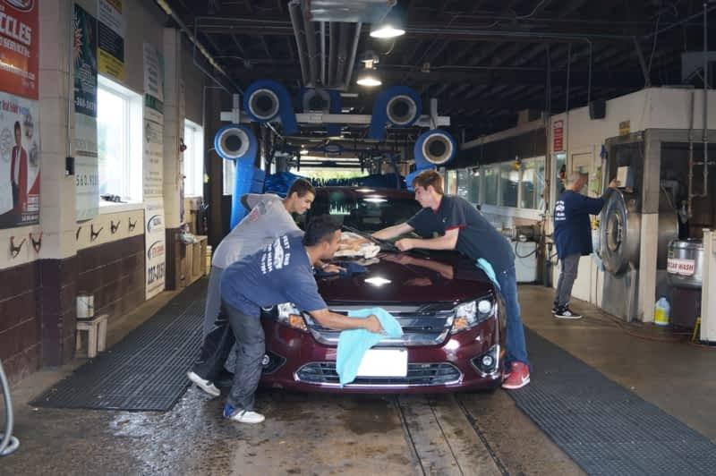 Dundas Street West Car Wash