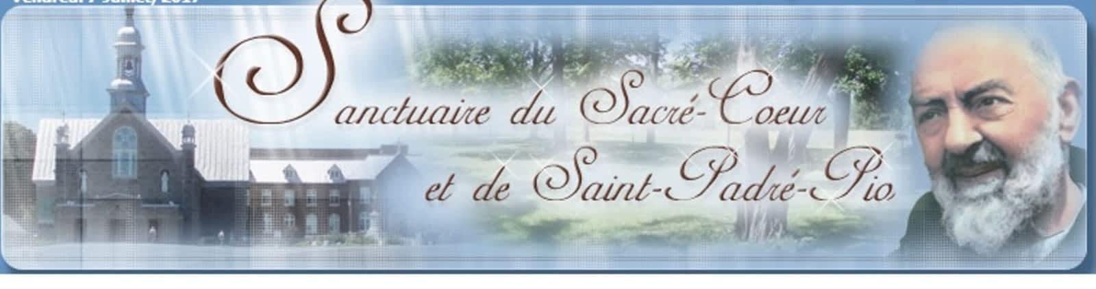 Ben noto Sanctuaire du Sacré-Coeur Et De St-Padre-Pio - 3650 boul de la  VK43