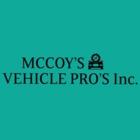 McCoy Vehicle Pros Inc. - Auto Repair Garages