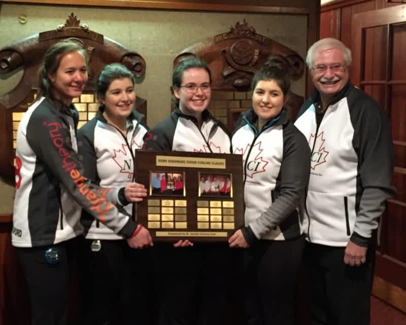photo Carleton Heights Curling Club