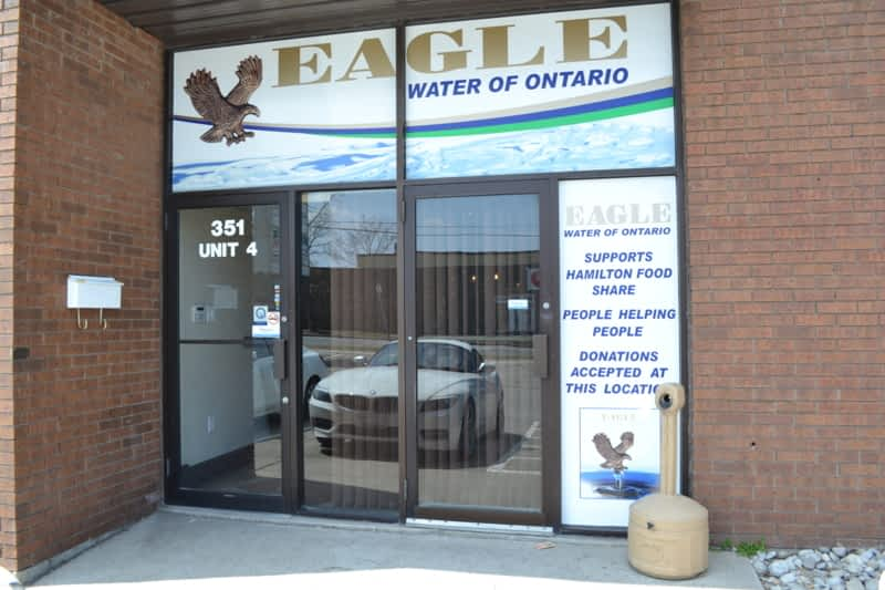 photo Eagle Water of Ontario