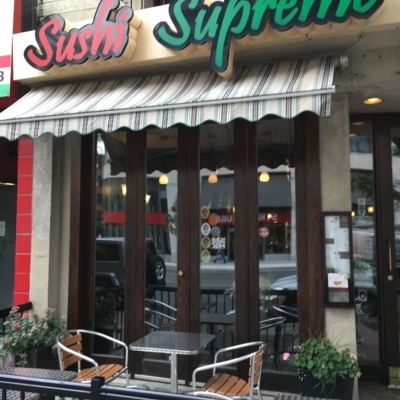 Sushi Supreme - Sushi & Japanese Restaurants - 416-544-0777
