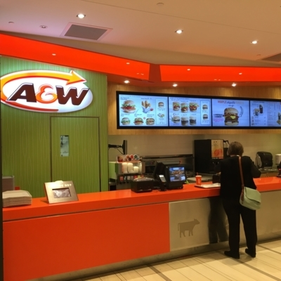 A&W Restaurant' - Burger Restaurants