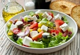Les savoureuses salades montréalaises