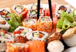 A world of sushi in Halifax