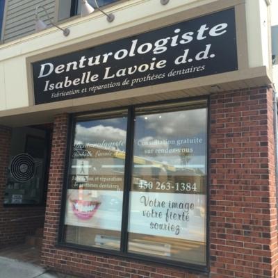 Voir le profil de Isabelle Lavoie Denturologiste - Waterloo