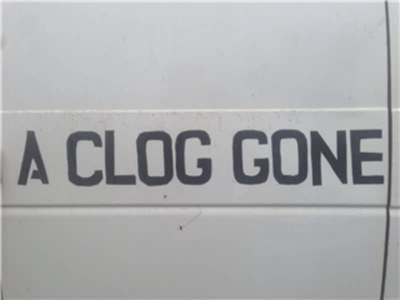 photo A Clog Gone