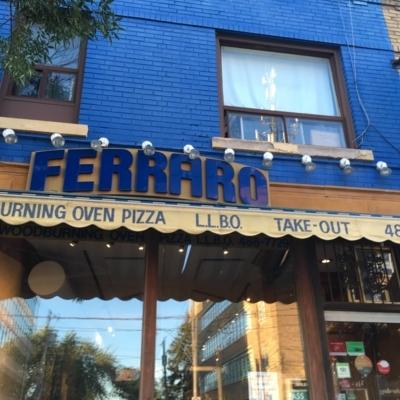 Ferraro Restaurant - American Restaurants