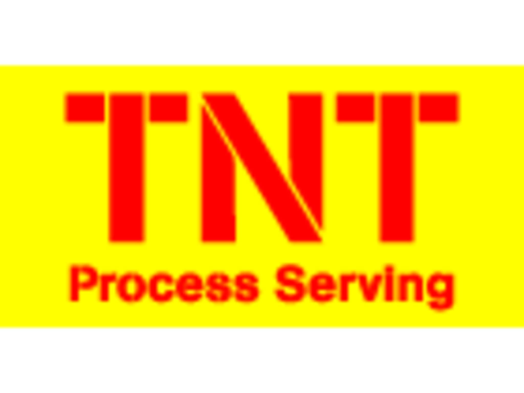 photo TNT Process Serving