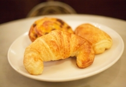 Bite into buttery croissants at these Montreal cafés